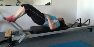 Pilates Reformer Bed at BodyFlexion Personal Training in Ormond, VIC