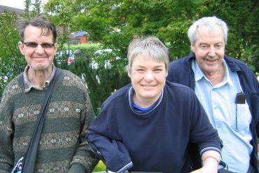 Leigh Woodgate – my hero